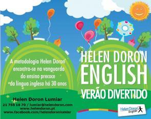 Curso Verão Inglês Crianças