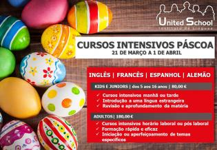 Cursos Intensivos Páscoa United School