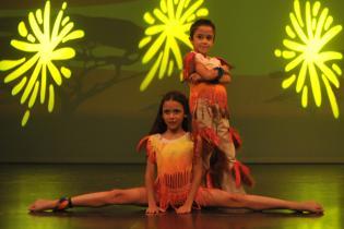 Dance Spot, uma casa cheia danca mais novos