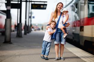 De Comboio nas Férias Verão