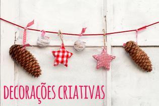 Decoracões mágicas Natal