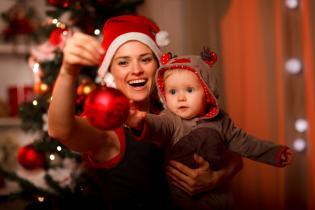 Decoracões Natal Cristais