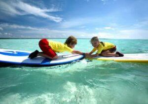 Deixe-se inspirar pelo Surf ex-atleta nacional Filipa Leandro