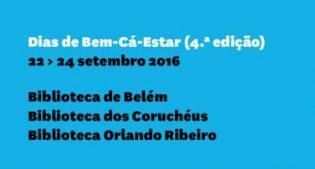Dias BemCáEstar 22 > 24 set