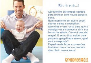 Dicas brincadeiras bebés até 28 meses