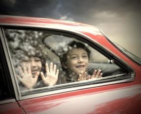 Diga adeus às viagens familiares aborrecidas stressantes