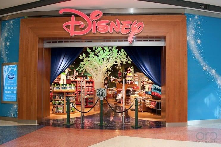 As melhores lojas de brinquedos: Disney Porto