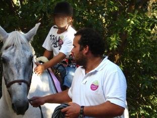 Equitacão Terapeutica