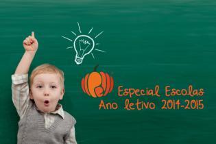 Especial Escolas 2014-2015