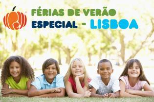 Especial Férias Verão -  Lisboa Campos estadia