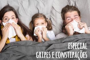 Especial Gripes Constipacões