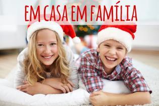 Especial Natal - Atividades casa família