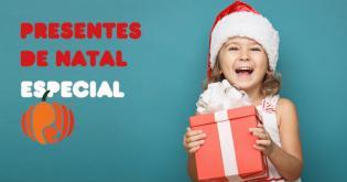 Especial Presentes Natal cheios amor
