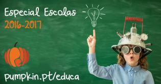 Especial Regresso às Aulas Escolas - Ano letivo 2016 - 2017