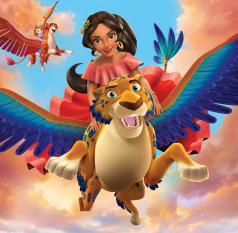 Estreia Filme Elena Segredo Avalor 10 Dezembro Disney Channel