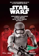 Exposição  Universo Star Wars