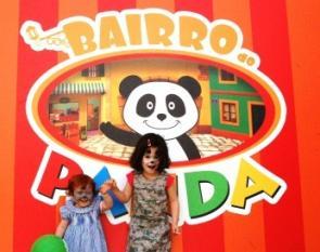 família Pumpkin Bairro Panda