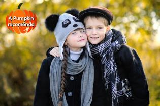 Famílias Pumpkin preparadas último fim semana Janeiro?