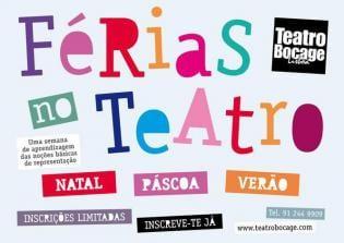 Férias Teatro Bocage