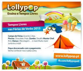 Férias Verão 2015 Lollypop