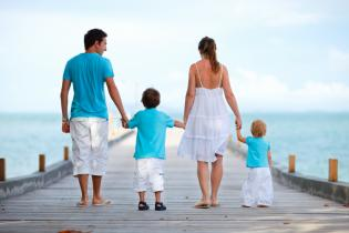 Férias Verão família