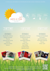 Férias Verão Quinta Pedagógica Aveiro