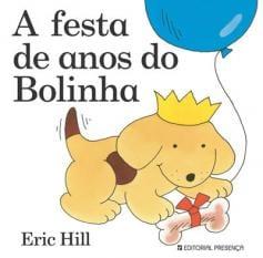 Festa anos Bolinha