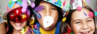 Festa Carnaval Até à Lua