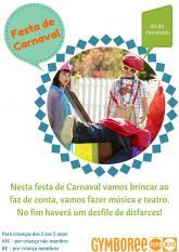 Festa Carnaval Gymboree Telheiras