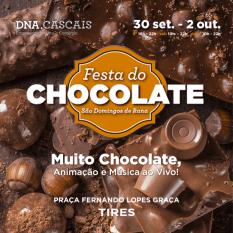 Festa Chocolate Adoça Cascais