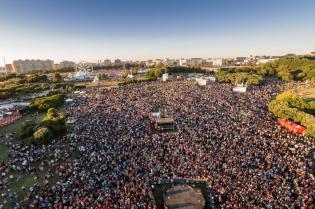 Festa Continente inicia tour parque cidade muita animação, tradições, gastronomia música portuguesa