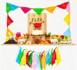 Festa Quinta, uma solucão gira low cost fazer sua casa
