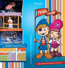Festas de Aniversário Paraíso das Piratas Freeport