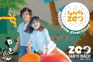 Festas aniversário Zoo Santo Inácio……Ferozmente divertidas