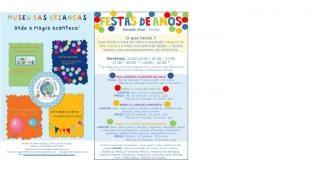 Festas Anos Museu das Criancas