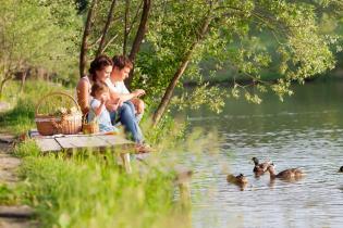 Festas Primavera: locais celebrar Festas Aniversário - Barragens