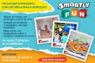 Festas Smartlyfun, mundo FUNtástico possibilidades