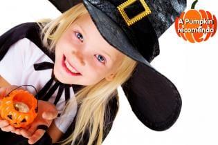 Fim semana terror celebrar Halloween