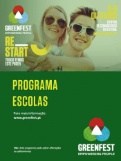 GreenFest Programa Escolas