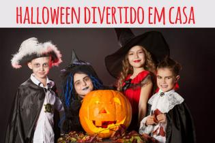Halloween- Atividades criativas programacão TV