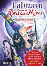 Halloween Bruxa Mimi