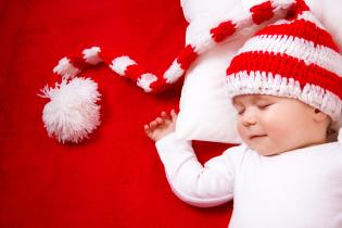 Ideias Abobrinhas cheias estilo Consoada: Bebés