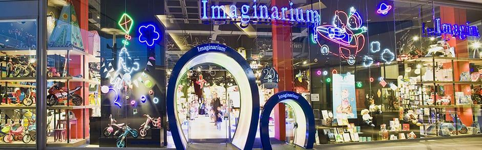As melhores lojas de brinquedos: Imaginarium