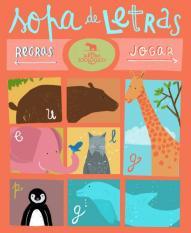 Jardim Zoológico lanca jogo lúdico 'Sopa letras'