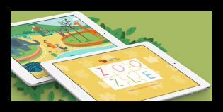 Jardim Zoológico lanca Puzzle Online