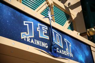 Jedi Training Academy - Atracão Guerra das Estrelas Disneyland Paris