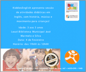 Kiddies English Biblioteca Espinho