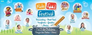 Kids Food Festival Festival Comida os Pequenotes