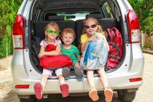Kit Sobrevivência férias criancas