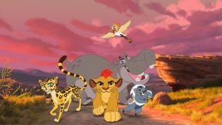 leões mais famosos Disney estão regresso